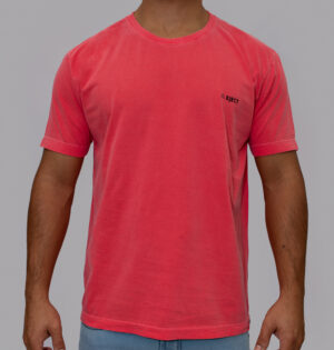 Camiseta Estonada Logo Vermelha