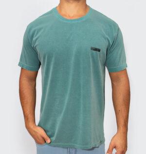 Camiseta Estonada Logo Floresta