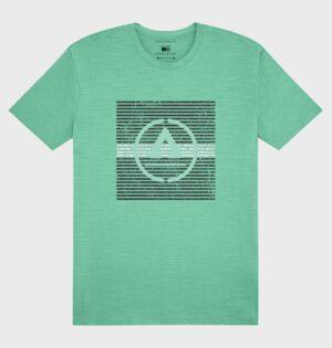 Camiseta Flamê Estampa Listrada