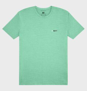 Camiseta Flamê Logo Verde