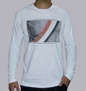 Camiseta Manga Longa Aro