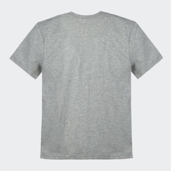 Camiseta Mescla Logo Estampada
