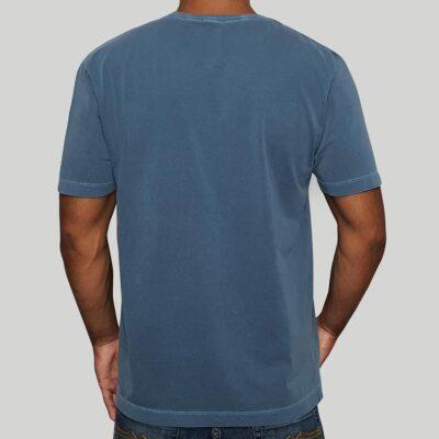 Camiseta Estonada Estampa Palmeira