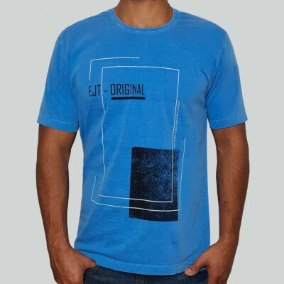 Camiseta Estonada Estampa Original
